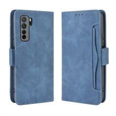 LN 5card Flip Wallet Huawei P40 Lite 5G Blue
