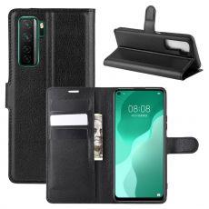 LN Flip Wallet Huawei P40 Lite 5G Black
