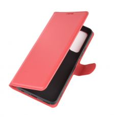 LN Flip Wallet Huawei P40 Lite 5G Red