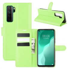 LN Flip Wallet Huawei P40 Lite 5G Green