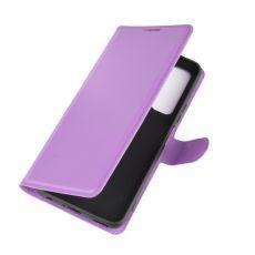 LN Flip Wallet Huawei P40 Lite 5G Purple