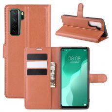 LN Flip Wallet Huawei P40 Lite 5G Brown