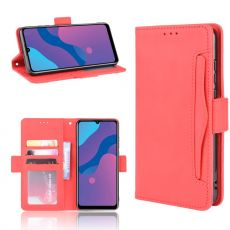 LN 5card Flip Wallet Honor 9A Red