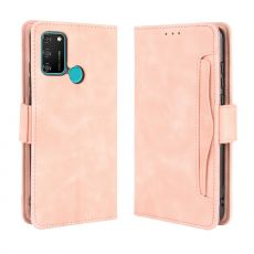 LN 5card Flip Wallet Honor 9A Pink
