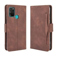 LN 5card Flip Wallet Honor 9A Brown