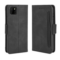 LN 5card Flip Wallet Huawei Y5p/Honor 9S Black
