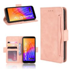 LN 5card Flip Wallet Huawei Y5p/Honor 9S Rose