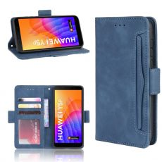 LN 5card Flip Wallet Huawei Y5p/Honor 9S Blue