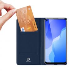 Dux Ducis Business-kotelo Huawei P40 Lite 5G Blue