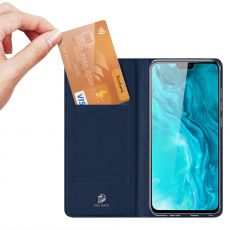 Dux Ducis Business-kotelo Honor 9X Lite Blue
