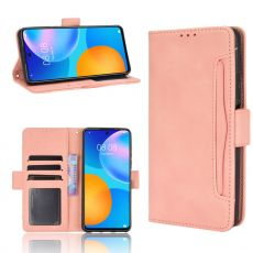 LN 5card Flip Wallet Huawei P Smart 2021 Pink