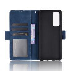 LN 5card Flip Wallet Huawei P Smart 2021 Blue