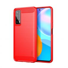 Mofi TPU-suoja Huawei P Smart 2021 Red
