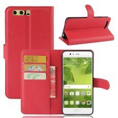 Luurinetti Huawei P10 Plus suojalaukku red
