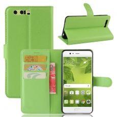 Luurinetti Huawei P10 Plus suojalaukku green