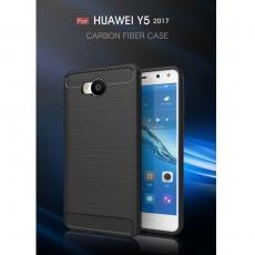 Luurinetti Huawei Y6 2017 TPU-suoja black
