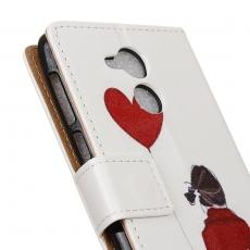 Luurinetti Huawei Honor 6A suojalaukku Teema 19