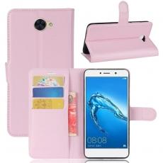 Luurinetti Huawei Y7 2017 suojalaukku pink