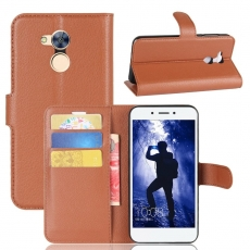 Luurinetti Huawei Honor 6A suojalaukku Brown