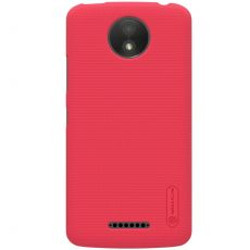Nillkin Moto C Plus Super Frosted red