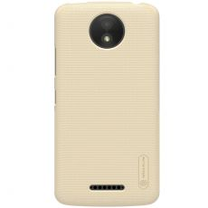 Nillkin Moto C Plus Super Frosted gold