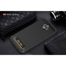 Luurinetti TPU-suoja Moto Z3/Z3 Play black