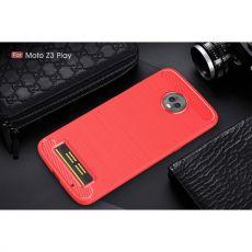 Luurinetti TPU-suoja Moto Z3/Z3 Play red