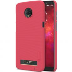 Nillkin Super Frosted Moto Z3/Z3 Play red