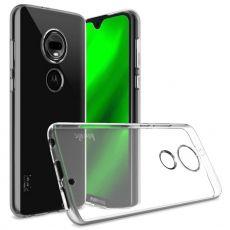 Imak läpinäkyvä TPU-suoja Moto G7/G7 Plus