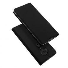 Dux Ducis Business-kotelo Moto G7/G7 Plus black