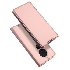 Dux Ducis Business-kotelo Moto G7/G7 Plus rose