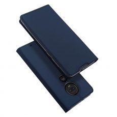 Dux Ducis Business-kotelo Moto G7/G7 Plus blue