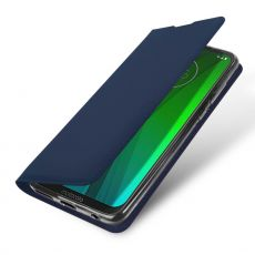 Dux Ducis Business-kotelo Moto G7/G7 Plus blue