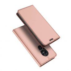 Dux Ducis Business-laukku Moto G7 Power rose