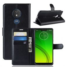 Luurinetti Flip Wallet Moto G7 Power black