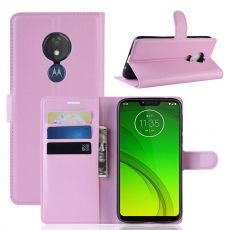 Luurinetti Flip Wallet Moto G7 Power pink