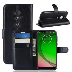 Luurinetti Flip Wallet Moto G7 Play black
