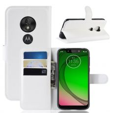 Luurinetti Flip Wallet Moto G7 Play white