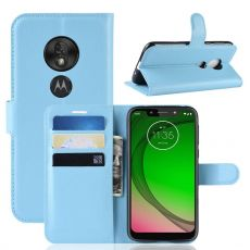 Luurinetti Flip Wallet Moto G7 Play blue