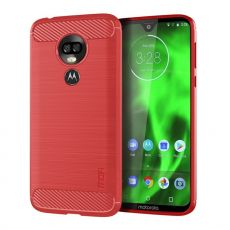 Mofi TPU-suoja Moto G7 Power red