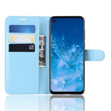 LN Flip Wallet Motorola One Action blue