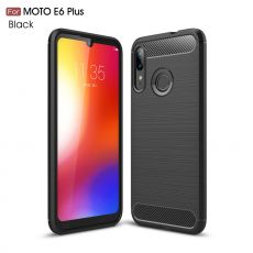 LN TPU-suoja Moto E6 Plus black