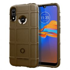 LN Rugged Shield Moto E6 Plus brown