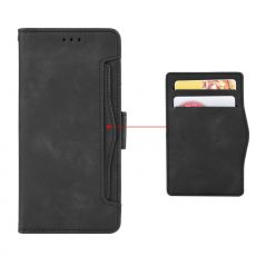LN Flip Wallet Motorola One Zoom black