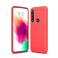 LN TPU-suoja Moto G8 Plus red