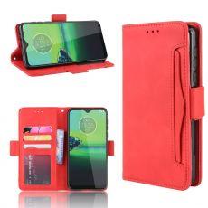 LN Flip Wallet 5card One Macro red