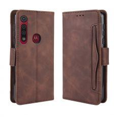 LN Flip Wallet 5card One Macro brown