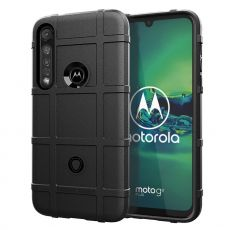 LN Rugged Shield Moto G8 Plus black