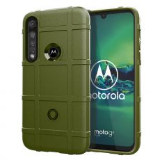 LN Rugged Shield Moto G8 Plus green