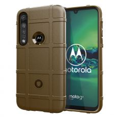 LN Rugged Shield Moto G8 Plus brown